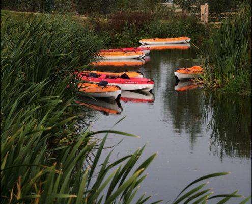 Jachthaven Marnemoende IJsselstein Kano's Fotowedstrijd IJsselstein