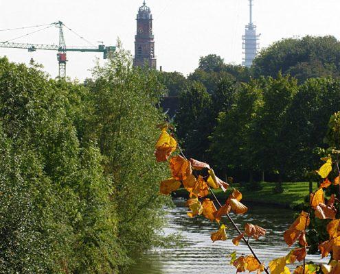"""Winnaar Fotowedstrijden IJsselstein 2011 - Carolien Beij - """"IJsselstein, verleden, heden, toekomst"""""""