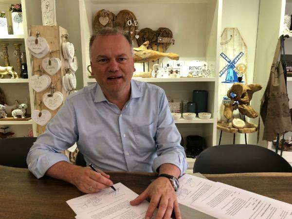 Hendrik-Jan van Oostrum, eigenaar Momenten van Leven - Fotowedstrijd IJsselstein