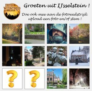 De groeten uit IJsselstein - Fotowedstrijd IJsselstein 2018