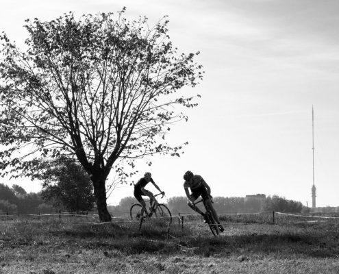 Nummer 3 Fotowedstrijd IJsselstein 2018 - Ineke Boeter - Skyline