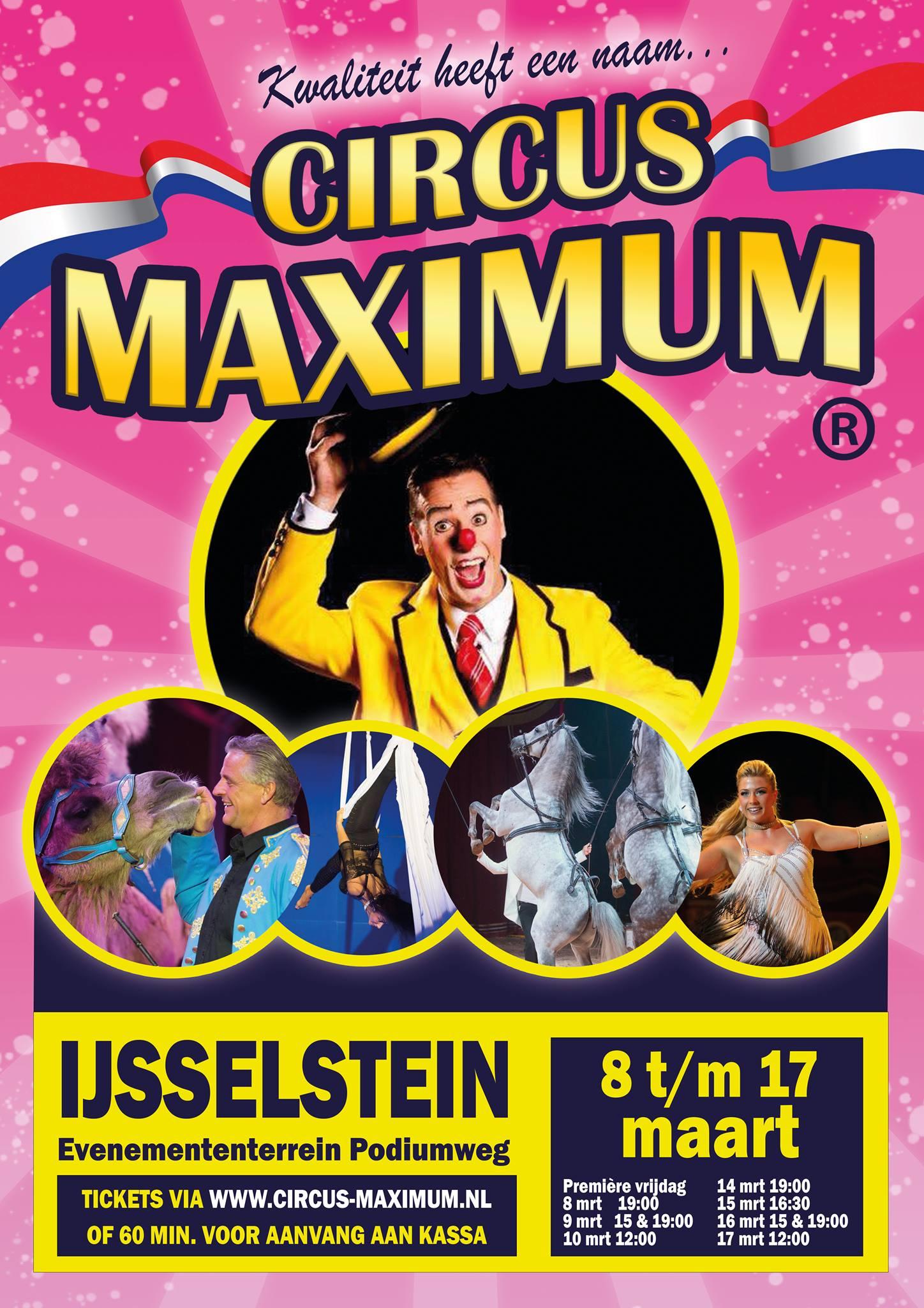 Topshelf Media Fotowedstrijd IJsselstein Circus Maximum Martin Planken
