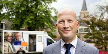 Hans Benard Rabobank Utrechts Waarden e.o.