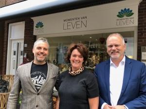 Momenten van Leven Official Partner Fotowedstrijd IJsselstein 2019 - Hendrik-Jan en Saskia van Oostrum - Martin Planken - Topshelf Media - bron
