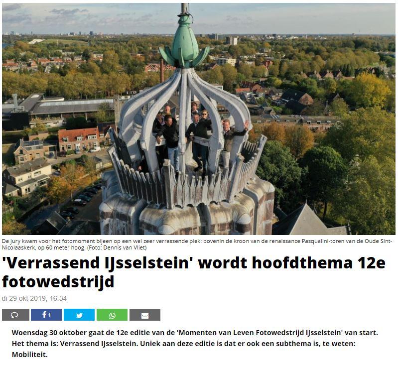 Fotowedstrijd IJsselstein 2019