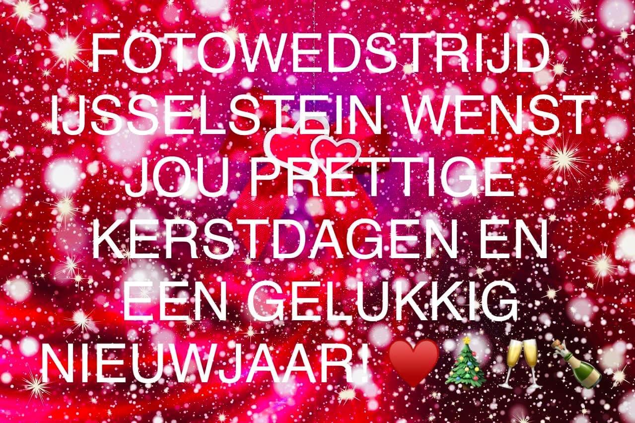 Prettige Kerstdagen en een Gelukkig Nieuwjaar Fotowedstrijd IJsselstein
