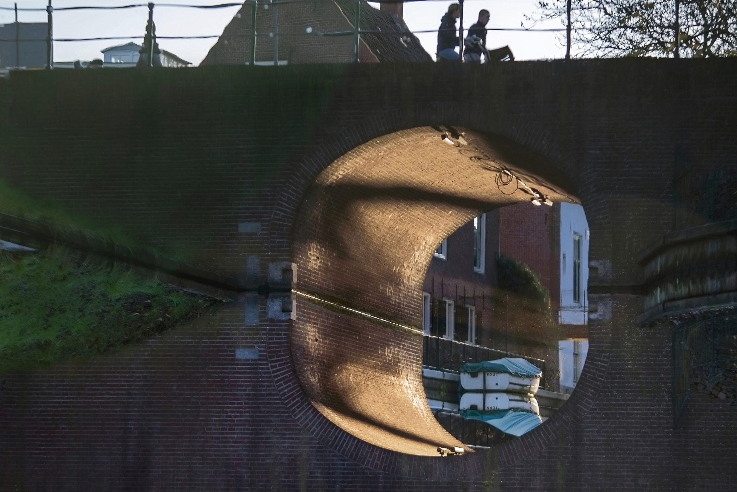 Nummer 2 Fotowedstrijd IJsselstein 2019 - Cees Snel - Doorkijkje