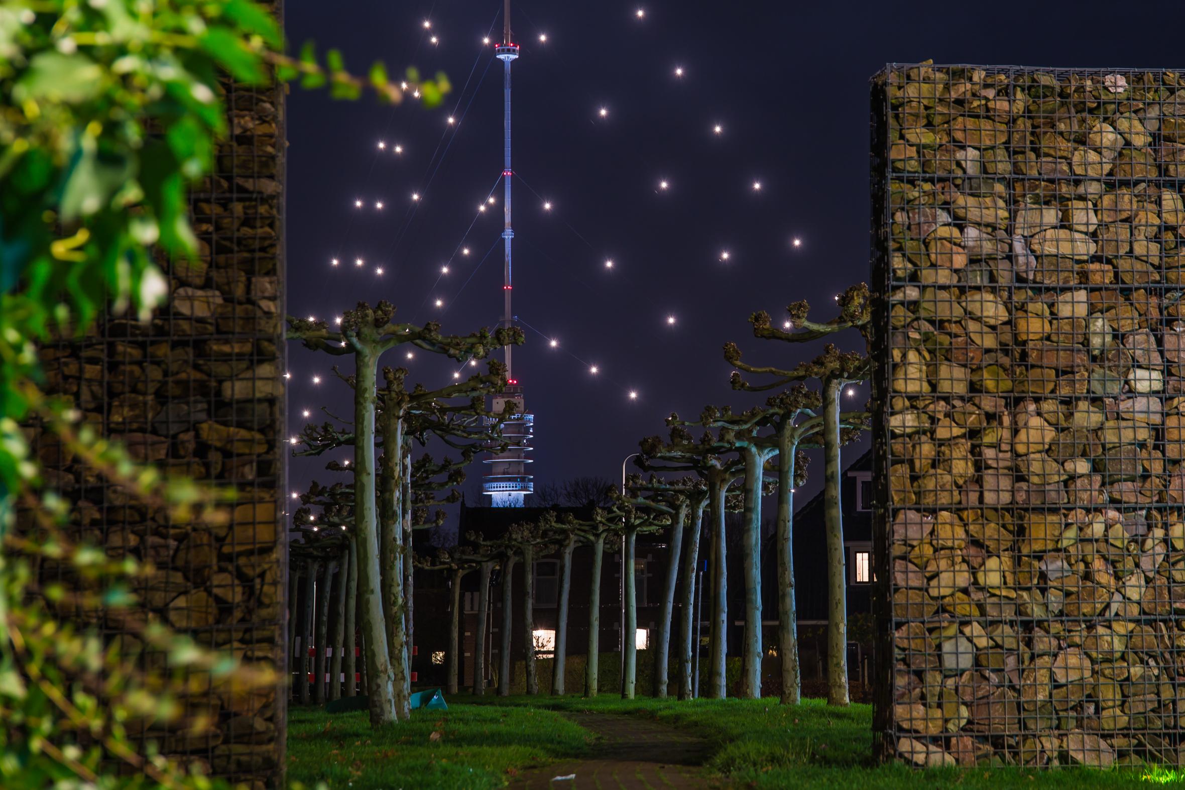 Nummer 4 Fotowedstrijd IJsselstein 2019 - Marijke van Vliet- van Overbeek - Doorkijk