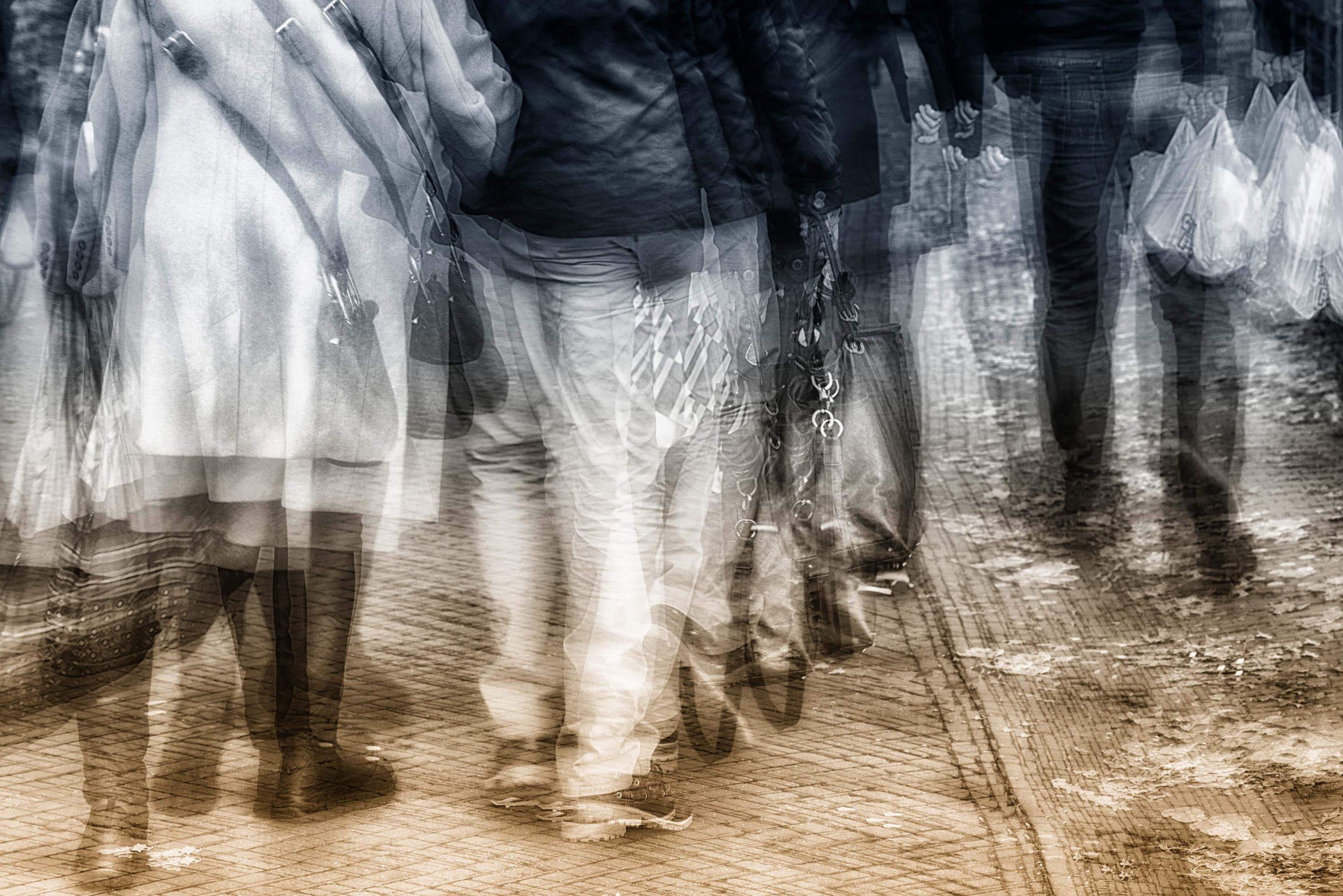 """Winnaar Fotowedstrijd IJsselstein 2019 - Alex van Empel met """"Vrijdagmarkt"""""""