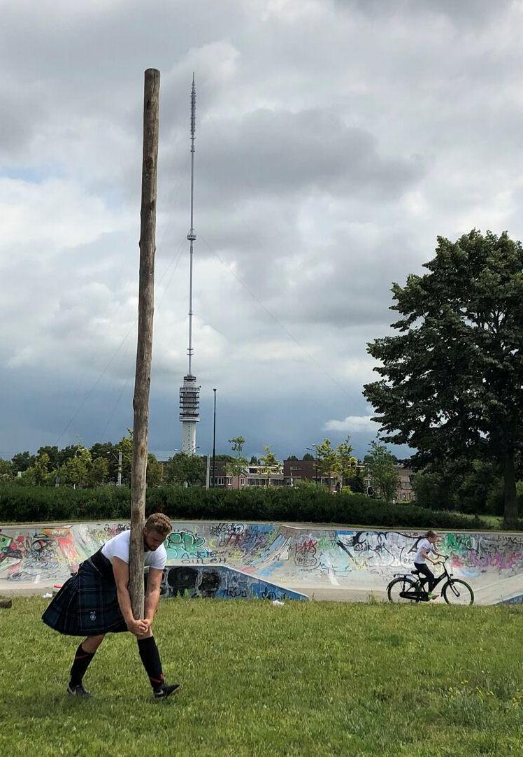 Winnaar Fotowedstrijd IJsselstein 2019 - Lorraine Jordan - Highland games in IJsselstein