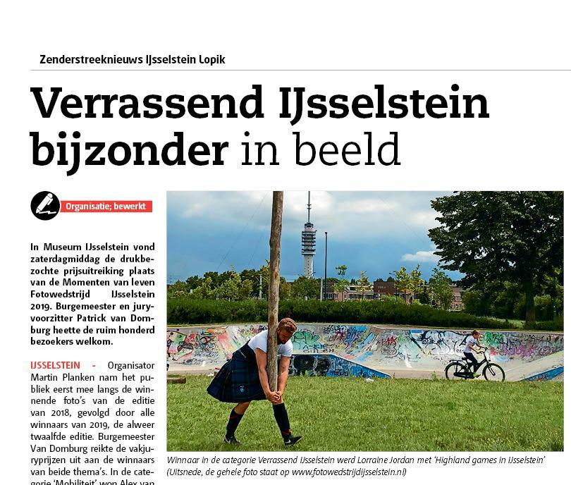 Winnaars Fotowedstrijd IJsselstein 2019 - Martin Planken - Topshelf Media - Fotografie