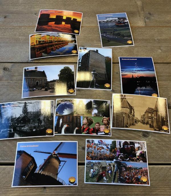 Ansichtkaarten Stichting Fotowedstrijd IJsselstein